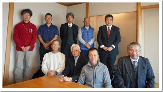 第8回近畿地区緑風会役員会