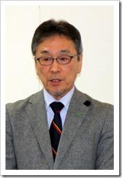 石島副学長