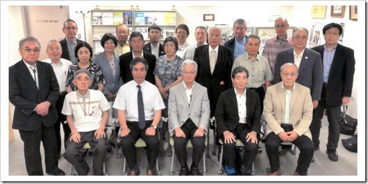 東京都支部総会集合写真2019
