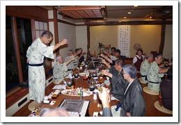 宴会(獣医5期48周年)